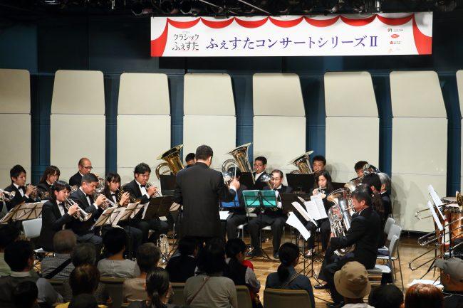 ふぇすたコンサートシリーズⅡ(c)椎原一久
