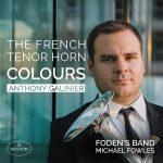 テナーホーン奏者アンソニー・ガリニア(Anthony Galinier)のセカンド・アルバム「Colours」が発売中