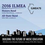 イリノイ・ミュージック・エデュケーターズ・アソシエーション 2016 – オナーズ・バンド&オール・ステート・バンドがナクソス・ミュージック・ライブラリーに追加