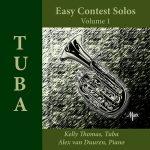 テューバ奏者ケリー・トーマス(Kelly Thomas)の「Easy Contest Solos, Vol. 1」がナクソス・ミュージック・ライブラリーに追加