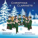 フロリダ大学クラリネット・アンサンブル(University of Florida Clarinet Ensemble)の「Christmas Clarinets」がナクソス・ミュージック・ライブラリーに追加