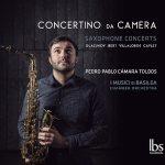 サクソフォーン奏者ペドロ・パブロ・カマラ・トルドスの「Concertino da Camera」がナクソス・ミュージック・ライブラリーに追加