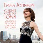 クラリネット奏者エマ・ジョンソン(Emma Johnson)の「Clarinet Goes to Town」がナクソス・ミュージック・ライブラリーに追加