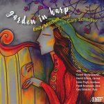 ゲイリー・ショッカー「ハープを伴う室内楽作品集(Garden in Harp)」がナクソス・ミュージック・ライブラリーに追加