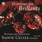 World Wind Musicより、オランダ王立エイスデン聖セシル吹奏楽団(Koninklijke Harmonie Sainte Cecile Eijsden)のCD「Hommage Aux Brillants」が発売