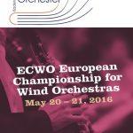 European Championships for Wind Orchestra's (ECWO) 2016からバーデン=ヴュルテンブルク州吹奏楽団(Landesblasorchester Baden-Wurttemberg)の動画が公開に