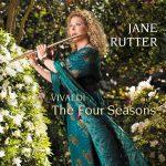 フルート奏者ジェーン・ラター(Jane Rutter)の「VIVALDI:The Four Seasons」がナクソス・ミュージック・ライブラリーに追加