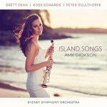 サクソフォーン奏者エイミー・ディクソン(Amy Dickson)の「Island Songs」がナクソス・ミュージック・ライブラリーに追加