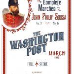 """アメリカ海兵隊バンド(""""The President's Own"""" United States Marine Band)のサイトで「The Complete Marches of John Philip Sousa Vol. 3」無料配布開始"""