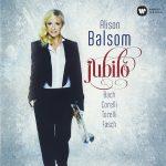 ワーナークラシックスより、トランペット奏者アリソン・バルサム(Alison Balsom)「甘き喜びのうちに ~バロック・クリスマス」が発売中