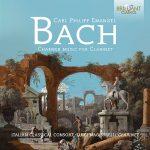 クラリネット奏者ルイジ・マジストレッリ(Luigi Magistrelli)の「C.P.E. バッハ:クラリネットのための室内楽作品集」がナクソス・ミュージック・ライブラリーに追加
