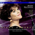 オーボエ奏者ダイアナ・ドハーティ(Diana Doherty)の「Romantic Oboe Concertos」がナクソス・ミュージック・ライブラリーに追加
