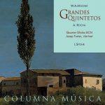 クラリネット奏者ジョセプ・フステル(Josep Fuster)の「Grandes Quintetos」がナクソス・ミュージック・ライブラリーに追加
