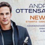 クラリネット奏者アンドレアス・オッテンザマー(Andreas Ottensamer)、新作「New Era」のPVが公開に