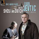 トランペット奏者エリック・オービエ(Eric Aubier)の「ジェヴティック/ショスタコーヴィチ:トランペット作品集」がナクソス・ミュージック・ライブラリーに追加