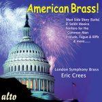 ロンドン・シンフォニー・ブラス(London Symphony Brass)の「American Brass!」がナクソス・ミュージック・ライブラリーに追加