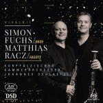 オーボエ奏者シモン・フックス、ファゴット奏者マティアス・ラッツの「ヴィヴァルディ:オーボエとファゴットのための協奏曲集」がナクソス・ミュージック・ライブラリーに追加