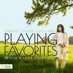 トロンボーン奏者デブラ・スコット(Debra Scott)の「Playing Favorites」がナクソス・ミュージック・ライブラリーに追加