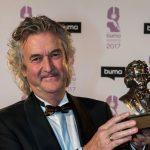作曲家のヨハン・デメイ(Johan de Meij)氏が「BUMA Classical Award 2016」を受賞