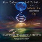 「第68回ミッドウェスト・クリニック 2016 – セントラス・ウィンズ」がナクソス・ミュージック・ライブラリーに追加