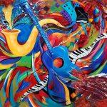 アメリカの吹奏楽ラジオ番組兼インターネット番組「Wind & Rhythm」Episode427は「色」特集
