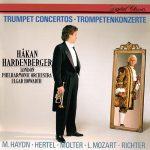 トランペット奏者ホーカン・ハーデンベルガー(Hakan Hardenberger)の「Trumpet Concertos」がナクソス・ミュージック・ライブラリーに追加