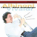 トランペット奏者ホーカン・ハーデンベルガー(Hakan Hardenberger)の「Baroque Trumpet Concertos」がナクソス・ミュージック・ライブラリーに追加
