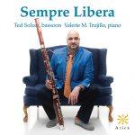 ファゴット奏者テッド・ソルリ氏(Ted Soluri)の「Sempre Libera」がナクソス・ミュージック・ライブラリーに追加