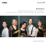 アセルガ五重奏団(Acelga Quintett)の「Bohemia」がナクソス・ミュージック・ライブラリーに追加