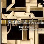 サクソフォーン奏者クリストフ・デッカース(Christophe Deckers)の「MIMES」がナクソス・ミュージック・ライブラリーに追加