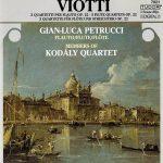 フルート奏者ジャン・ルカ・ペトルッチの「ヴィオッティ:フルート四重奏曲第1番 – 第3番」がナクソス・ミュージック・ライブラリーに追加