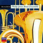 フィリップ・ジョーンズ・ブラス・アンサンブル(Philip Jones Brass Ensemble)の「World of the Philip Jones Brass Ensemble」がナクソス・ミュージック・ライブラリーに追加