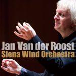 6/14発売の新譜「ヴァン・デル・ロースト&シエナ・ウインド・オーケストラ」がiTunes/Apple Musicに追加