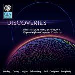 ノース・テキサス・ウィンド・シンフォニー(North Texas Wind Symphony)の「Discoveries」がナクソス・ミュージック・ライブラリーに追加