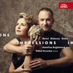 オーボエ奏者ヴィレム・ヴェヴェルカ(Vilem Veverka)の「Impressions」がナクソス・ミュージック・ライブラリーに追加