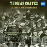 ニューベリー・ヴィクトリアン・コルネット・バンドの「コーツ:アメリカのブラスバンド音楽の父」がナクソス・ミュージック・ライブラリーに追加
