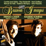 ファゴット奏者ステファーノ・カヌーティ(Stefano Canuti)の「Live! Bassoon Images」がナクソス・ミュージック・ライブラリーに追加
