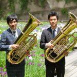 咆哮するロートーン!新感覚テューバサウンド!TUBA DUO TITANS Debut LIVE(2016/9/5)
