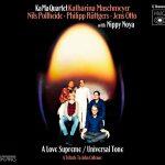 ドイツのバウアー・スタジオから、サックス・バスクラ・ギター・ベース・キーボードなどからなる4人「KA MA Quartet(Katharina Maschmeyer Quartet)」のCDが発売