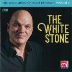 CDレビュー:キャッチーなグッドメロディーの嵐!ヤコブ・デハーン(Jacob de Haan)作品集Vol.4「The White Stone」