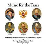 ジョージア大学ウィンド・アンサンブル(University of Georgia Wind Ensemble)の「Music for the Tsars」がナクソス・ミュージック・ライブラリーに追加