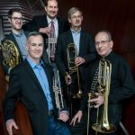 アメリカン・ブラス・クインテット(American Brass Quintet)が秋のツアーでジョン・ゾーン(John Zorn)の「Blue Stratagem」を世界初演