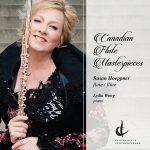 フルート奏者スーザン・ヘップナー(Susan Hoeppner)の「Canadian Flute Masterpieces」がナクソス・ミュージック・ライブラリーに追加