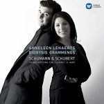 レナエルツ(ハープ)/グラメノス(クラリネット)「シューマン&シューベルト:クラリネットとハープのためのトランスクリプションズ」がナクソス・ミュージック・ライブラリーに追加