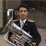 「音楽と平和を愛する心を持っていてほしい」 インタビュー:広島県警察音楽隊 引田洸洋 巡査長