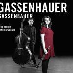 コントラバス奏者ドミニク・ワグナー、クラリネット奏者ベラ・カルナーの「街の歌~クラリネットとコントラバスによる二重奏(Gassenhauer)」がナクソス・ミュージック・ライブラリーに追加