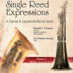 クラリネット/サクソフォーン奏者ロナルド・L・キャラバン(Ronald L. Caravan)の「Single Reed Expressions」シリーズがナクソス・ミュージック・ライブラリーに追加