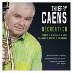 トランペット奏者ティエリー・カンス(Thierry Caens)の「Recreation」がナクソス・ミュージック・ライブラリーに追加