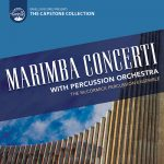 マッコーミック・パーカッション・アンサンブル(McCormick Percussion Ensemble)の「Marimba Concerti」がナクソス・ミュージック・ライブラリーに追加