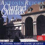 クラリネット奏者ヴラスティミル・マレシュ(Vlastimil Mares)の「ライヒャ:クラリネット五重奏曲集」がナクソス・ミュージック・ライブラリーに追加